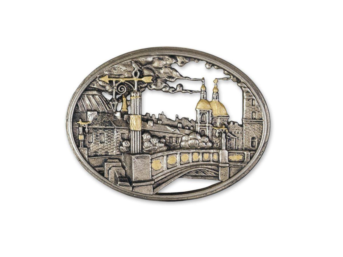 Магнит «Набережная Пантелеймоновского моста»