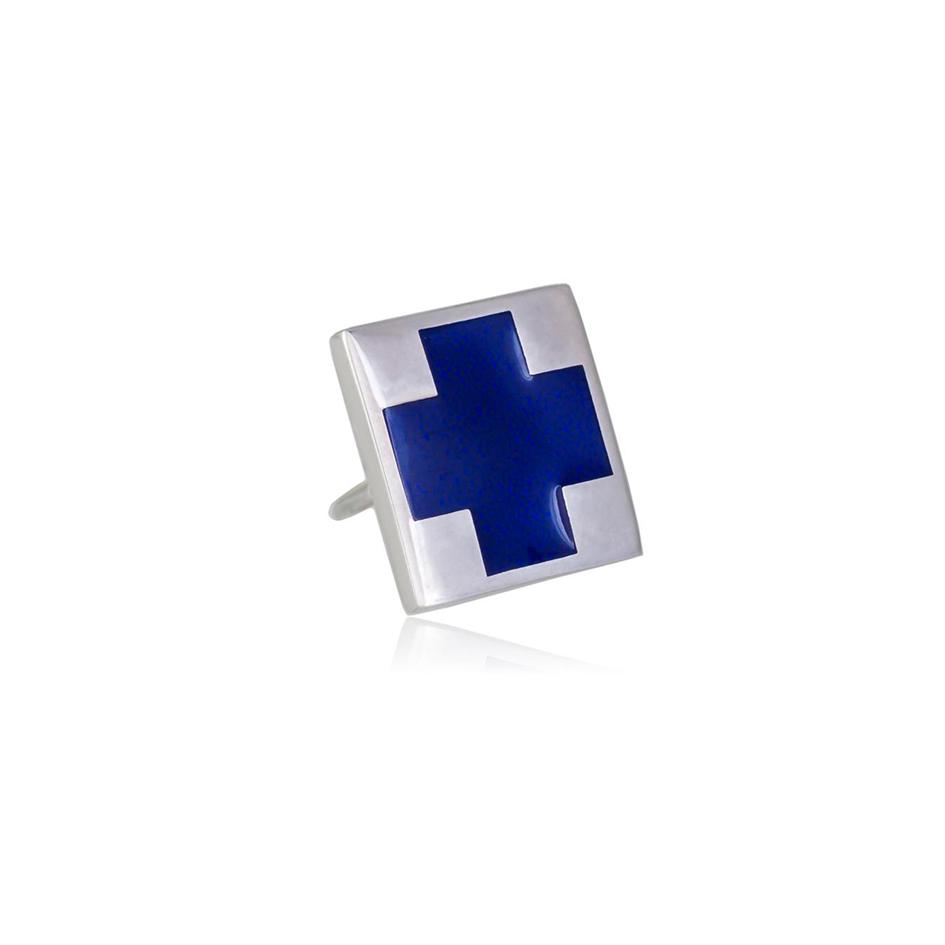 31 114 3s 2 1 - Пуссета «Малевич», синяя