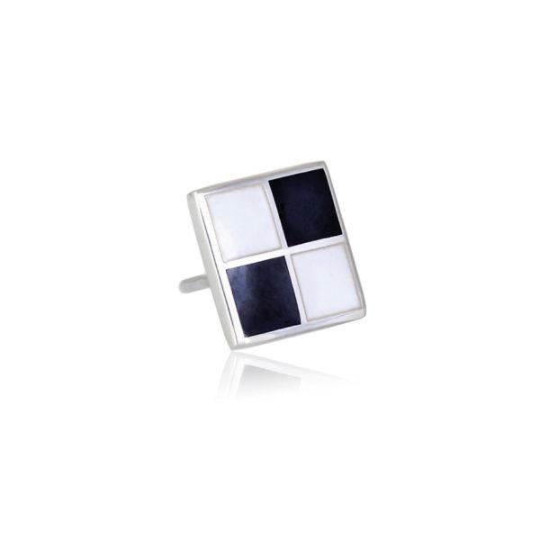 31 115 2s 1 600x600 - Пуссета «Малевич», черно-белая