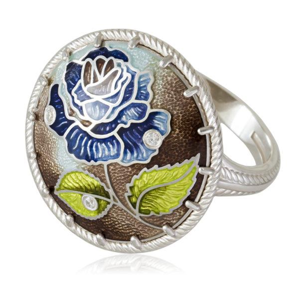61 110 2s 1 600x600 - Перстень «Роза», винтаж