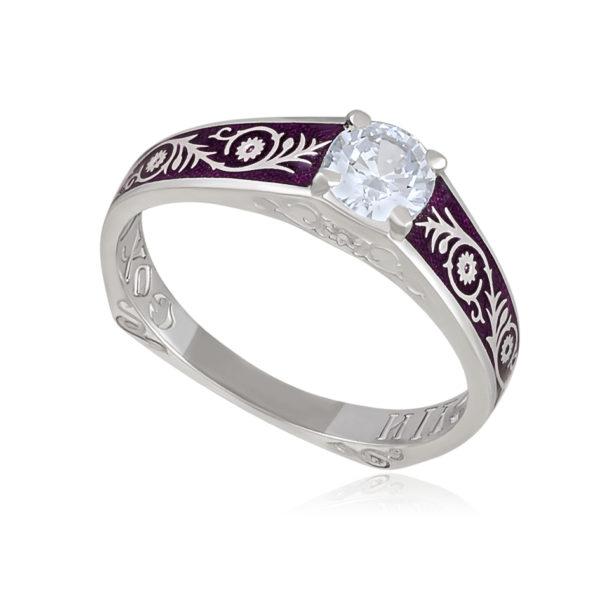 61 125 1s 600x600 - Перстень «Спас-на-крови», фиолетовая