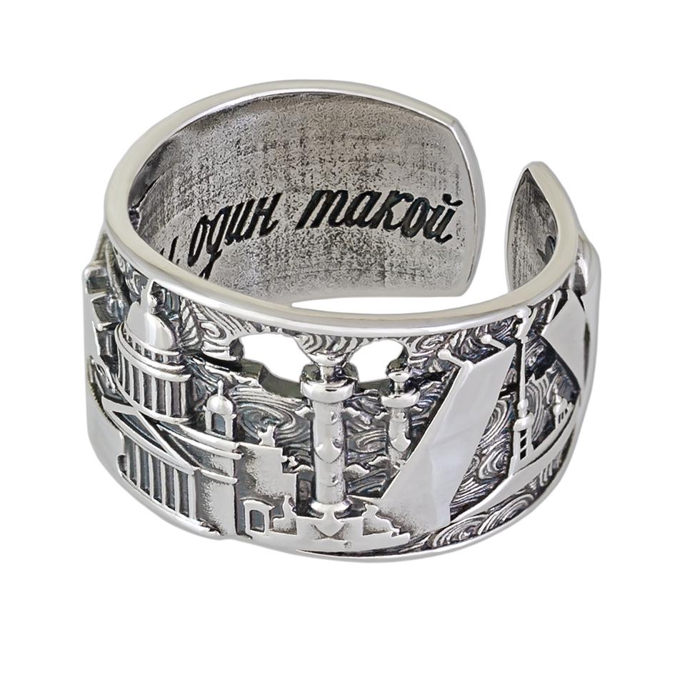 61 170 latun - Кольцо «Весь Петербург»
