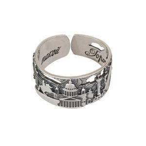 61 170s 1 300x300 - Кольцо из серебра «Весь Петербург»