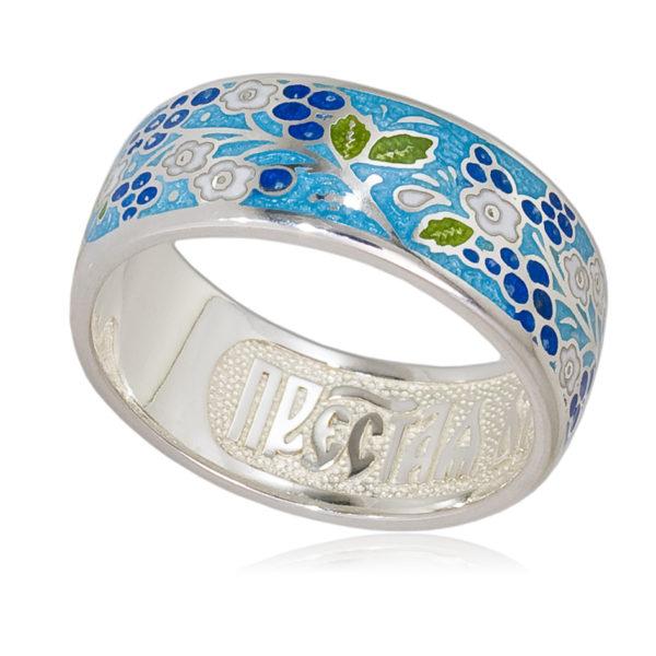 6 01 1s 600x600 - Кольцо «Смородинка», голубая