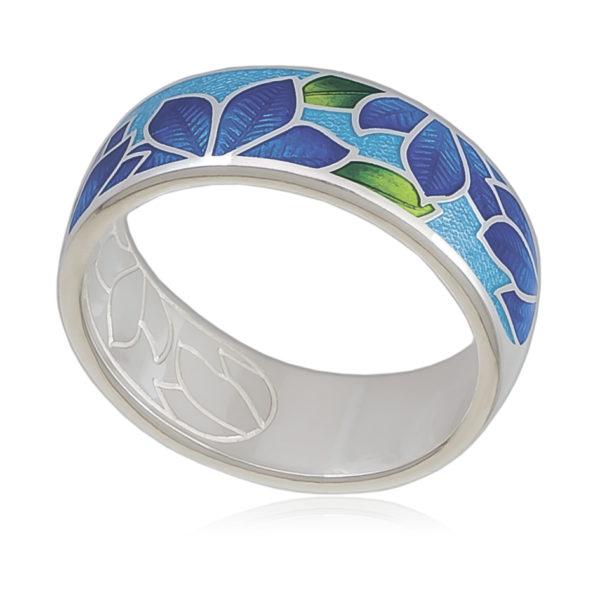 6 27 2s 600x600 - Кольцо «Клематис», сине-голубая