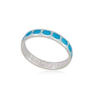 6 31 1s 1 300x300 - Кольцо из серебра «Седмица», голубая