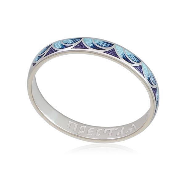 6 32 2s 600x600 - Кольцо «Седмица», сине-фиолетовое