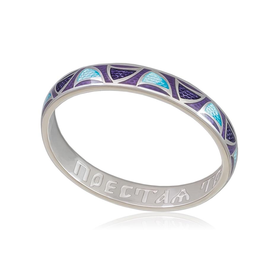 6 35 fioletovaya - Кольцо «Седмица», фиолетовое