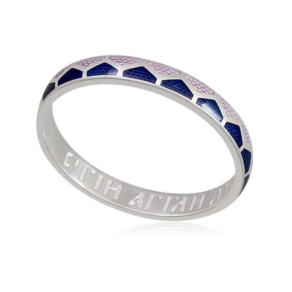 6 36 2s 600x600 - Кольцо «Седмица», фиолетовая