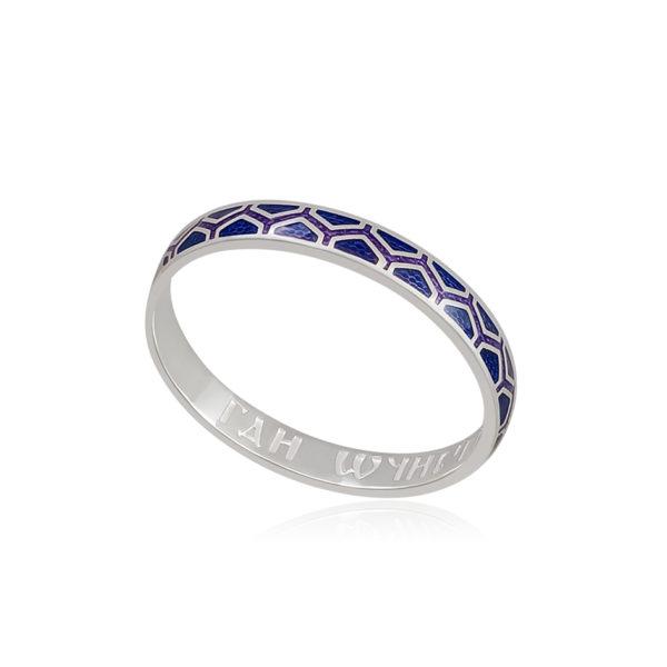 6 37 2s 1 600x600 - Кольцо из серебра «Седмица», фиолетовое