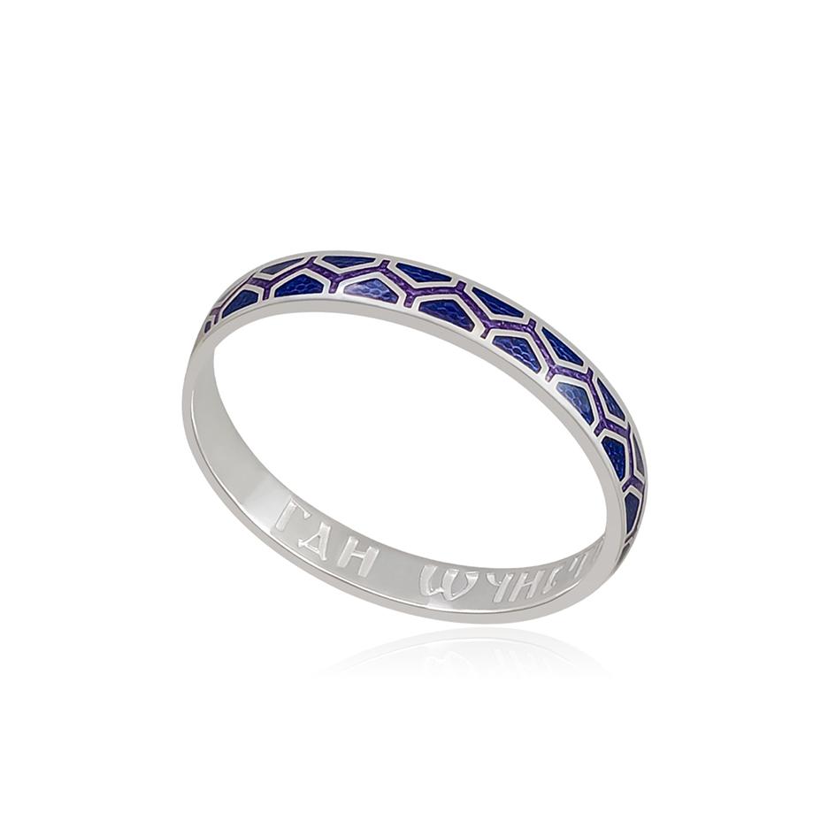 6 37 2s 1 - Кольцо из серебра «Седмица», фиолетовое