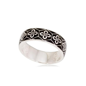 6 40s 1 300x300 - Кольцо из серебра «Кимоно»
