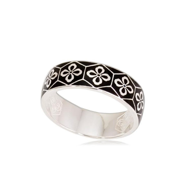 6 40s 1 600x600 - Кольцо из серебра «Кимоно»