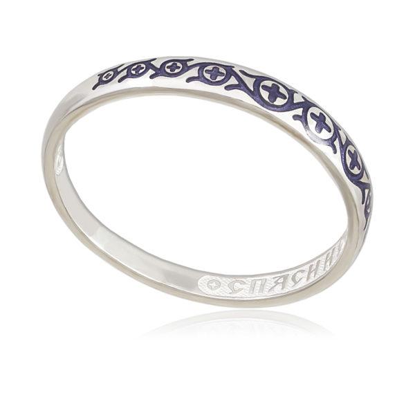 6 61 3s 600x600 - Кольцо «Молитва мытаря», фиолетовая