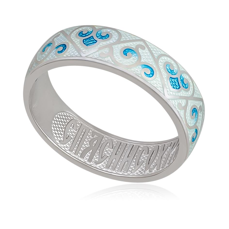 6 67 1s - Кольцо «Державное», белое