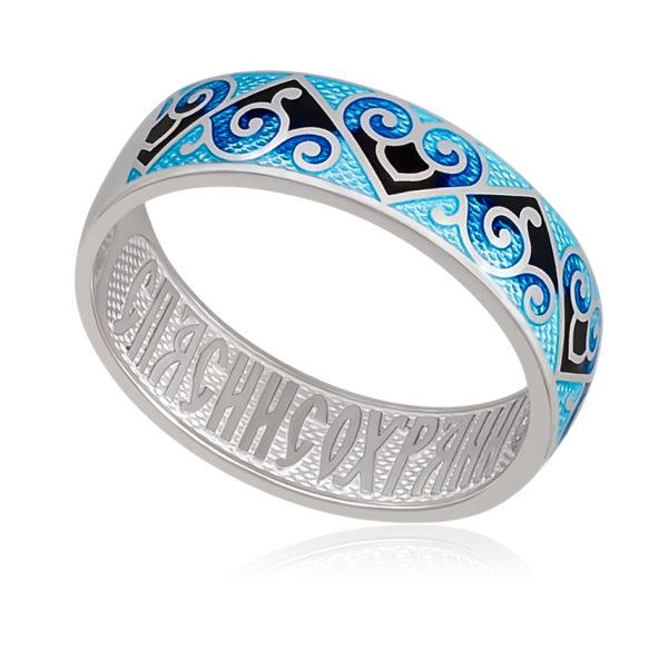 6 67 2s 600x600 - Кольцо «Державное», синяя