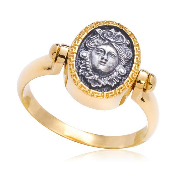 6 87 1 600x600 - Кольцо «Валькирия»
