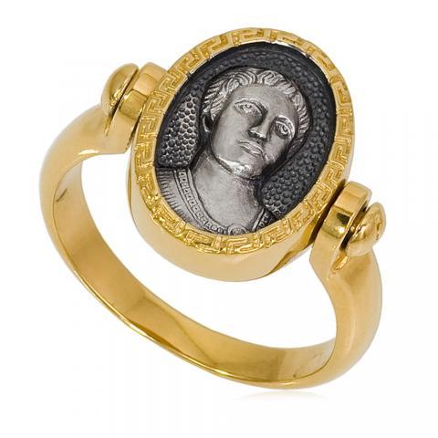 6 88 - Кольцо «Цезарь»