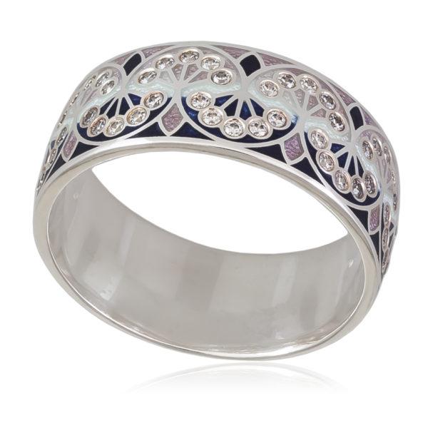 6 99 2s 600x600 - Кольцо «Сады Семирамиды», розовая