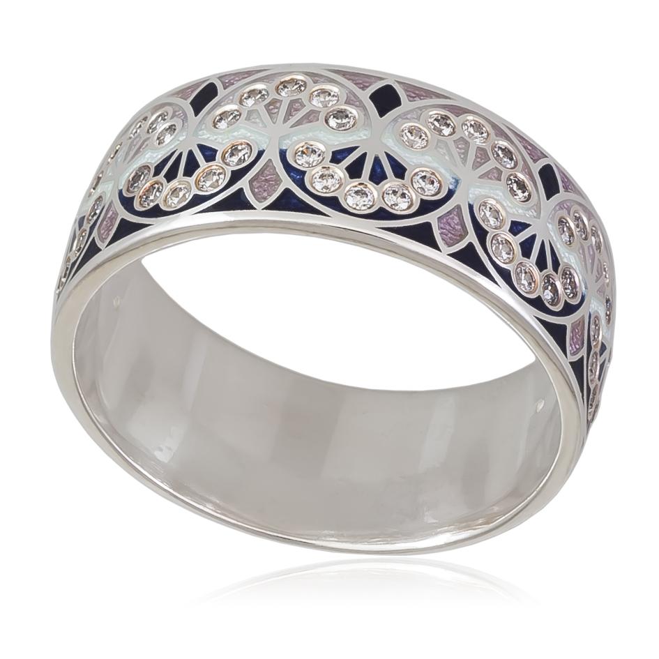 6 99 2s - Кольцо «Сады Семирамиды», розовая