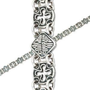 9 43 6 1 300x300 - Браслет из серебра «Мальтийский»