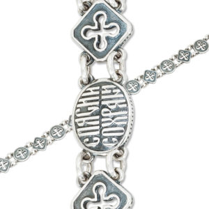 9 43 8 1 300x300 - Браслет из серебра «Венецианский»