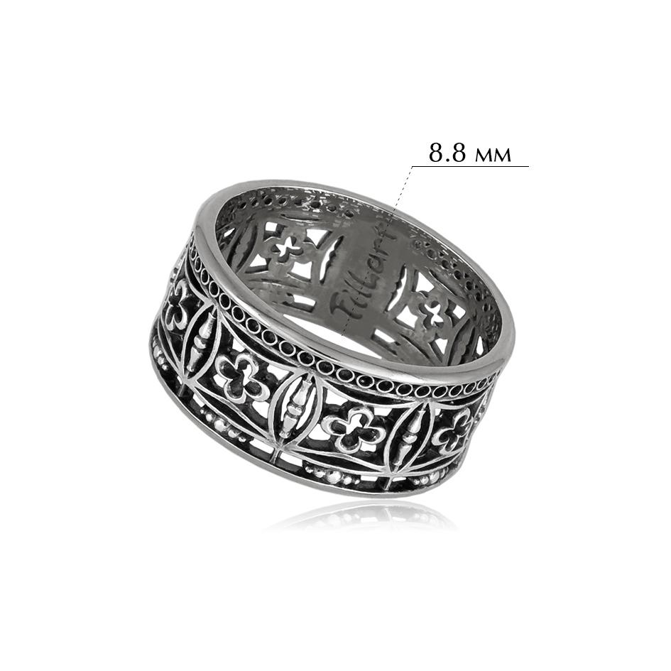 mojka - Кольцо из серебра «Петербург. Набережная Мойки»