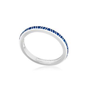 61 153 1s 1 300x300 - Кольцо из серебра «Принцесса на горошине», синее