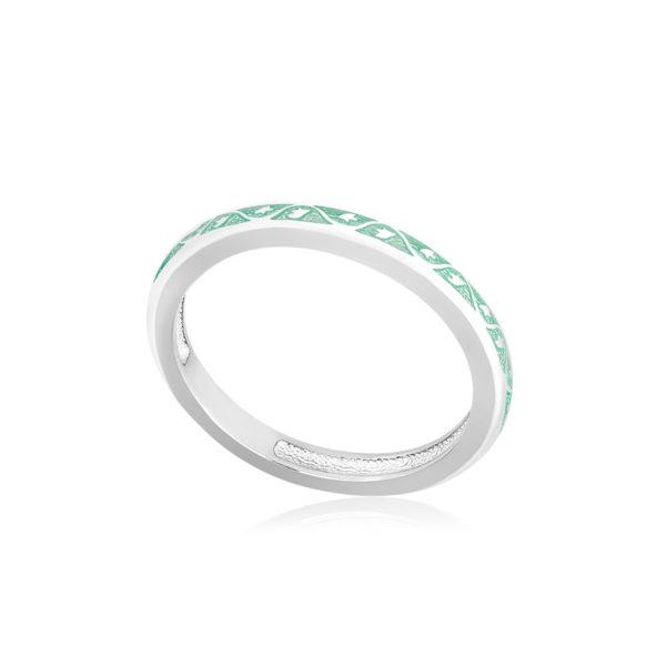 61 155 1s 1 600x600 - Кольцо из серебра «Принцесса на горошине» (золочение), мятное
