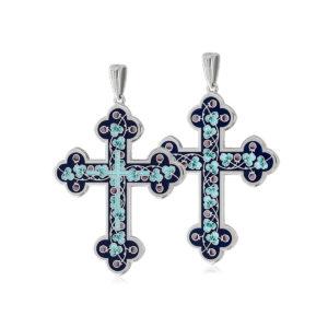 81 123 1s 1200x1200 1 300x300 - Нательный крест, голубой