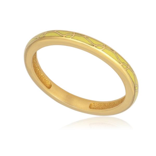 61 157 1z 600x600 - Кольцо «Принцесса на горошине» (золочение), желтое