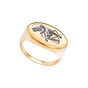 6 81 1 300x300 - Кольцо из серебра «Перс»
