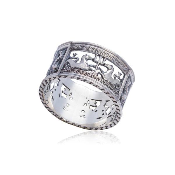 k12 1 1 600x600 - Кольцо из серебра «Перс»