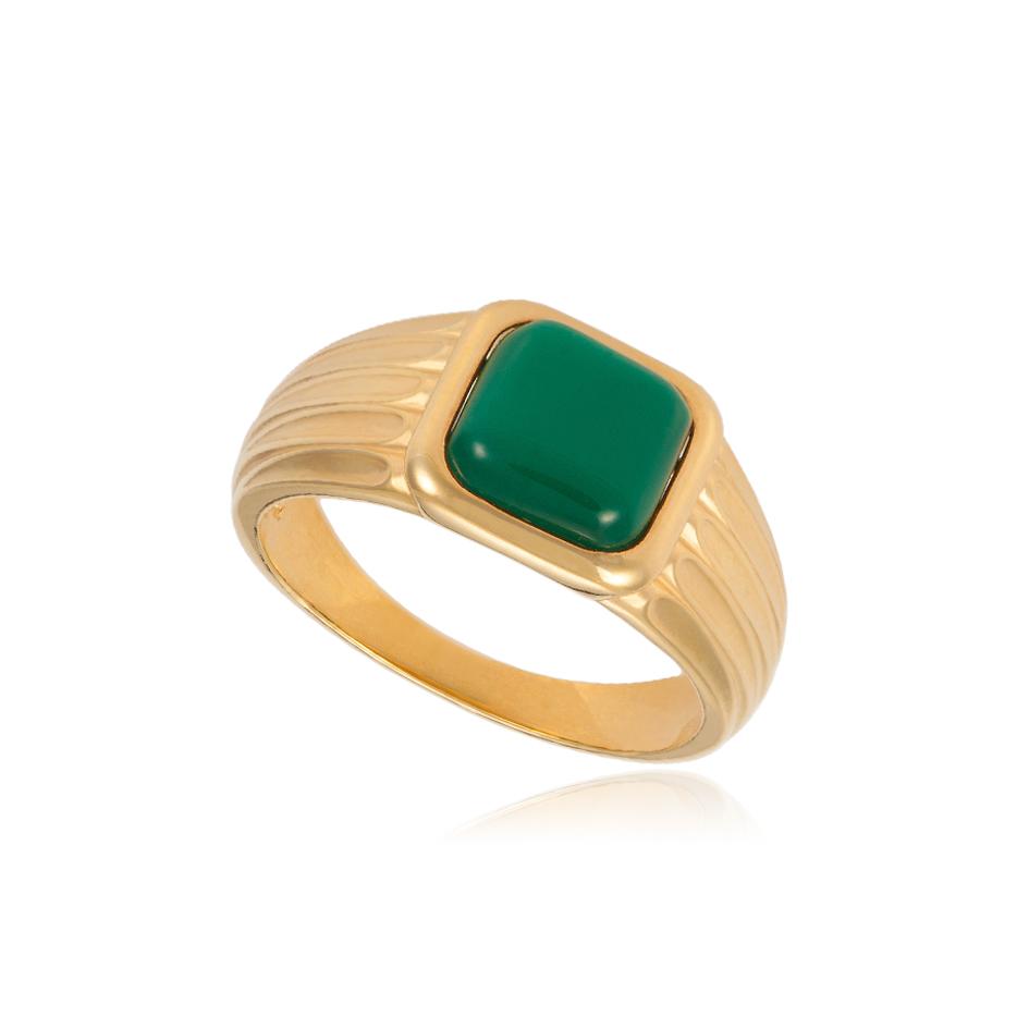 61 191z - Перстень из серебра «Храни меня, мой талисман»