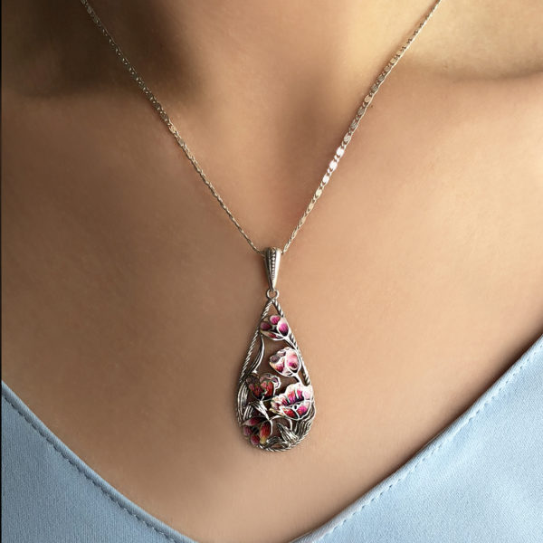 img 8577 600x600 - Подвеска «Верона», розовая