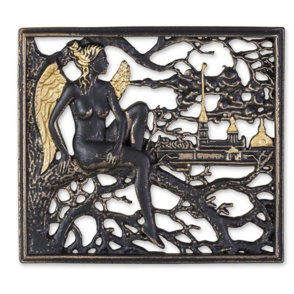 10 12 600x600 - Магнит «Петербургский ангел»