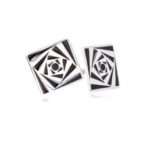 pussety infiniti 300x300 - Пуссеты из серебра «Рефлексио»
