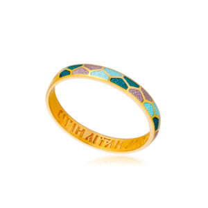 sedmicza golubaya 300x300 - Кольцо из серебра «Седмица», голубое