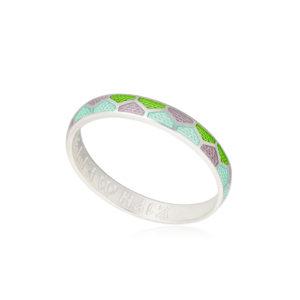 sedmicza serebro zel 300x300 - Кольцо из серебра «Седмица», зеленое